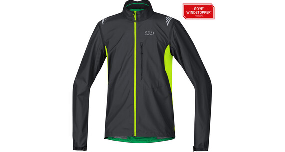 GORE BIKE WEAR ELEMENT WS AS Zip-Off Jacket Men black